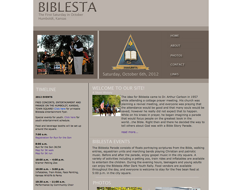 image of biblest web site